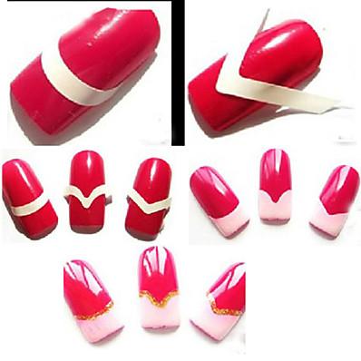 cheap Nail Care & Polish-96pcs 96 Nail Manicure Tools Japan and Korea Style Artistic Style Classic Nail Art Tool Nail DIY Tools Daily for Finger Nail