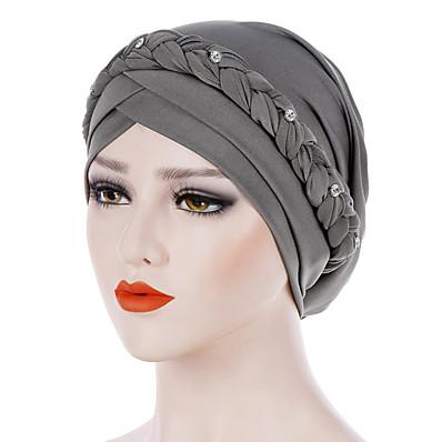preiswerte Damenschmuck-Damen Schlapphut Gefaltet Solide Stoff Hut