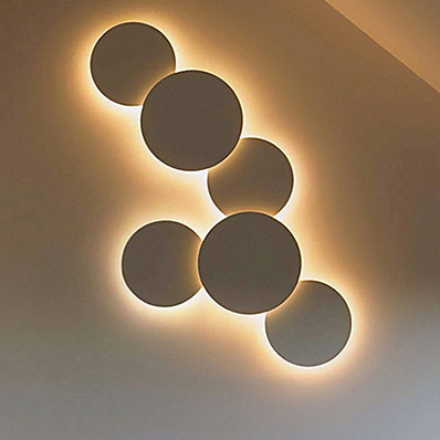 cheap Indoor Lighting-Cool Modern Contemporary Wall Lamps Wall Sconces Shops / Cafes Acrylic Wall Light 200-240V