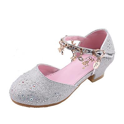 09cc3502e8a cheap Flower Girl Shoes-ADOR® Girls  Shoes PU(Polyurethane) Spring  amp