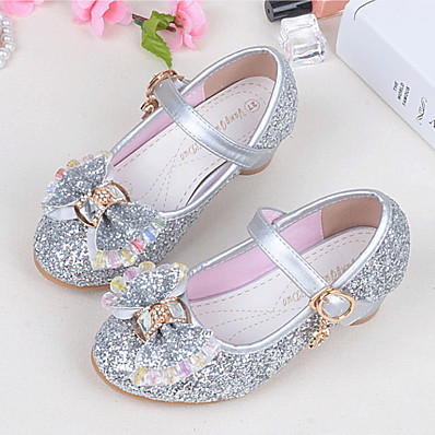 ad84bd87d6e ADOR® MRLOTUSNEE® Girls  Shoes Microfiber Spring   Fall Comfort   Flower  Girl Shoes Flats Bowknot for Kids   Toddler Light Pink   Ivory   Party    Evening