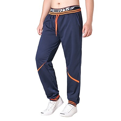 cheap Men's Bottoms-Men's Active / Basic Chinos / Sweatpants Pants - Solid Colored Black Gray Royal Blue XL XXL XXXL