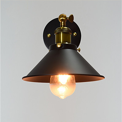 cheap Indoor Lighting-Modern Contemporary Wall Lamps Wall Sconces Wall Light 200-240V 100-120V 4 W