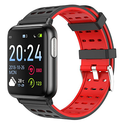 cheap Smart Electronics-V5 Smart Watch BT Fitness Tracker Support Notify/ Heart Rate Monitor/ ECG Sport Bluetooth Smartwatch Compatible IOS/Android Phones
