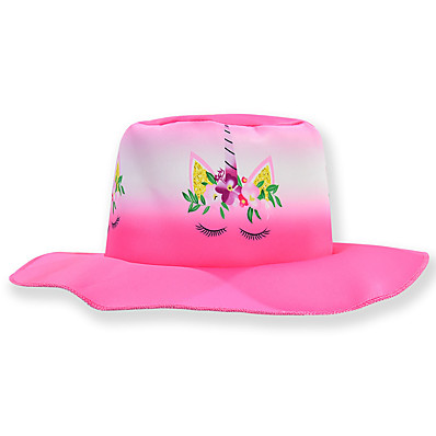 cheap Kids' Accessories-Kids Girls' Sweet Cartoon Spandex Hats & Caps Purple / Fuchsia One-Size