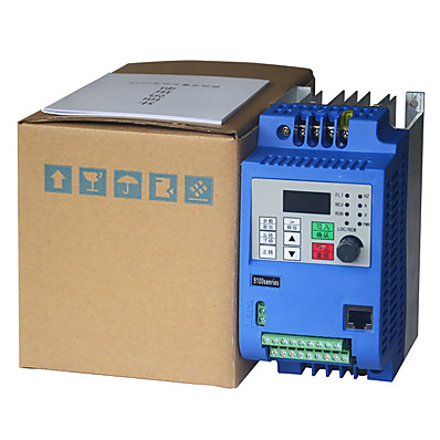 cheap Electrical & Tools-2.2kw 380v ac drive inverter  frequency converter 3 phase frequency inverter for motor speed controller VFD