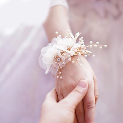 cheap Wedding Accessories-Wedding Flowers Artificial Flower Wedding Party Fiber 0-10 cm