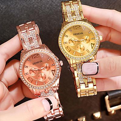 cheap Women's Watches-Women's Quartz Watches Analog Quartz Fashion Casual Watch
