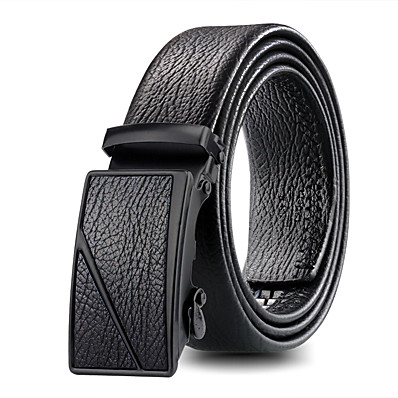 cheap Men's Accessories-Men's Basic Buckle - Solid Colored