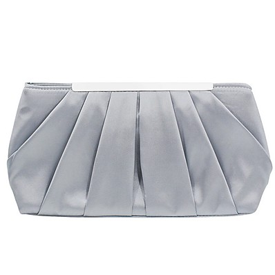 cheap Bags-Women's Bags Satin Evening Bag for Party / Daily Black / Blue / Blushing Pink / Silver / Wedding Bags