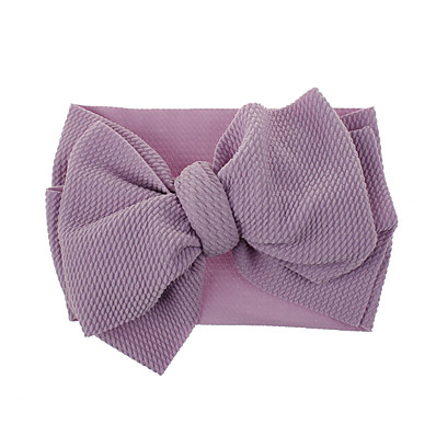 cheap Kids' Accessories-Ladies Cute Elegant Princess 75g / m2 Polyester Knit Stretch School Casual / Daily - Solid Colored