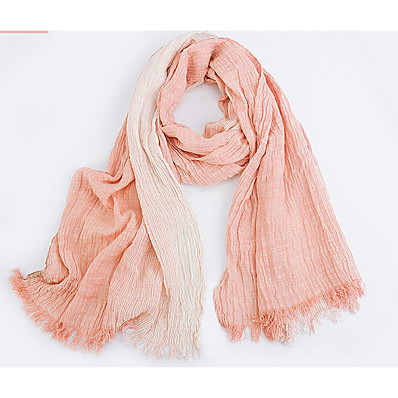 cheap ACCESSORIES1-Women's Basic Rectangle Scarf - Print