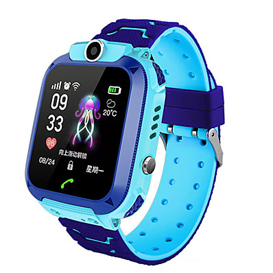 cheap Men's Watches-Q12 Kids Smartwatch 4G Sports Long Standby Hands-Free Calls Exercise Record Camera Timer Stopwatch Call Reminder Sleep Tracker Alarm Clock