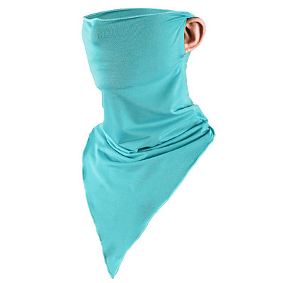 cheap Scarves & Bandanas-Unisex Basic Triangle Scarf - Solid Colored