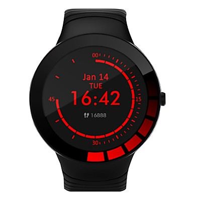 cheap Smart Electronics-E3 Long Battery-life Smartwatch Support IP68 Water-resistant, Sports Tracker for Android/ IOS Phones