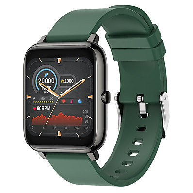 cheap Smart Electronics-Long Battery-life Smartwatch for Apple/ Android/ Samsung Phones,  Sports Tracker Support Play Music