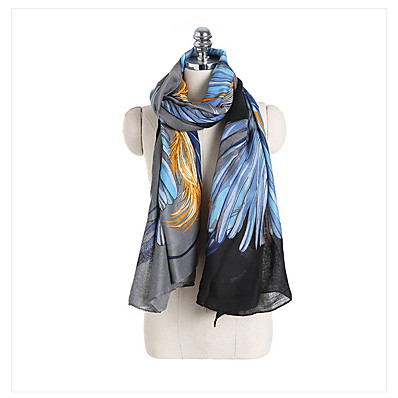 cheap ACCESSORIES-Women's Active Rectangle Scarf - Print Washable