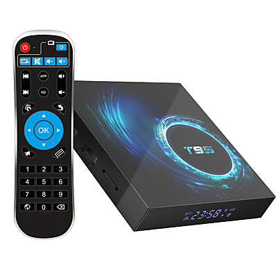 cheap Audio & Video-T95 Android 10.0 TV Box 6K 4K 1080P Youtube H616 Quad Core 4GB 32GB 64GB H.265 Wifi 2.4G Media Player Set Top Box