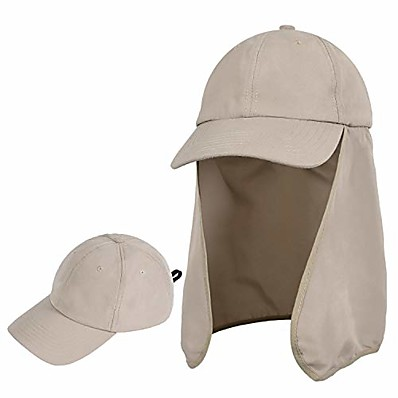 cheap Fishing-Adults Sun Hat Waterproof Quick Dry Breathable Summer Hat for Fishing Camping & Hiking