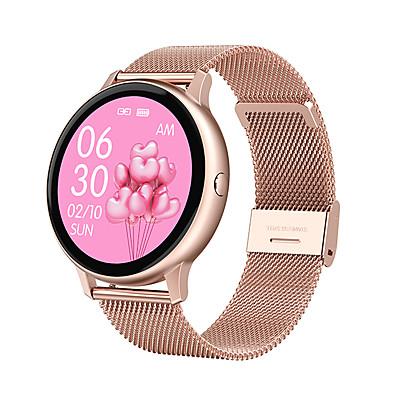 abordables Electronique Connecté-DT88pro Smartwatch prend en charge la musique bluetooth / ecg / changement de cadran-visage, traqueur de fitness bluetooth en acier inoxydable pour téléphones ios / android