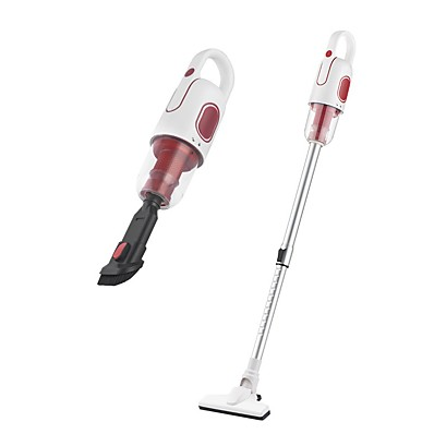 cheap Smart Home-Cordless Vacuum 265W Powerful Suction Stick Vacuum Lightweight Vacuum Cleaner with LED Headlights Detachable Battery for Home Household Handheld High Suction Cordless Vacuum Cleaner