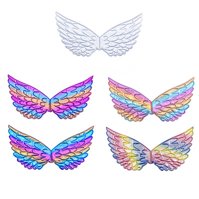 cheap Kids' Accessories-Kids Baby Girls' Children's Butterfly Angel Elf Wings Halloween  Accessories Holiday Performance Stage Performance Props