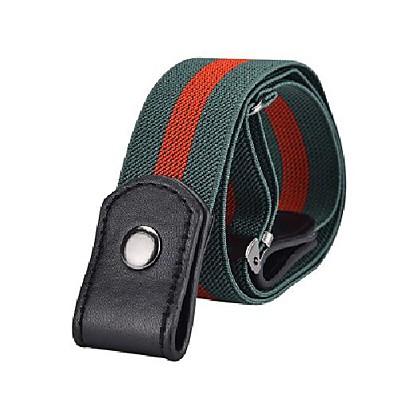 cheap Accessories-Women's Waist Belt Daily Sports Black White Belt Solid Color / Basic / Blue / Winter / Spring / Summer