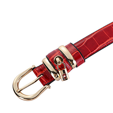 cheap Accessories-Women's Waist Belt Vacation Park Belt Serpentine / Party