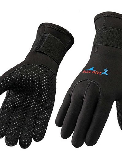 cheap Surfing, Diving & Snorkeling-Bluedive Diving Gloves 3mm Nylon Neoprene Neoprene Wetsuit Gloves Tactical Multifunctional Warm Diving Boating Kayaking / Kid's