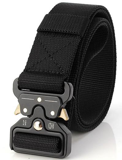 cheap Men's Accessories-Men's Street chic Waist Belt - Solid Colored