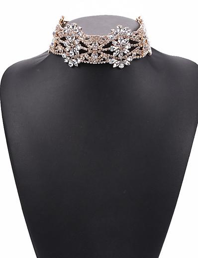 cheap Jewelry-Women's European Fashion Rhinestone Alloy Daily / All Seasons