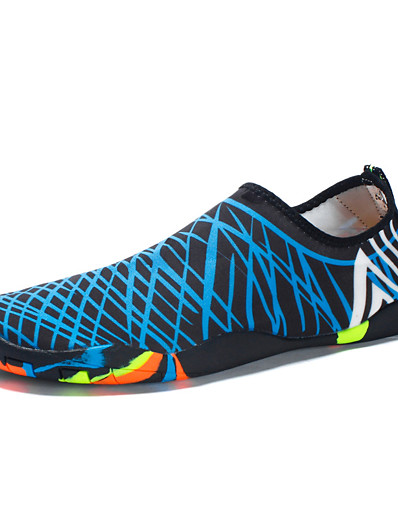 cheap Surfing, Diving & Snorkeling-Men's Women's Water Shoes Printing Rubber Anti-Slip Barefoot Swimming - for Adults