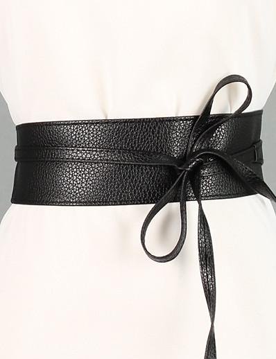 cheap Belt-Women's Cute Wide Belt - Vintage