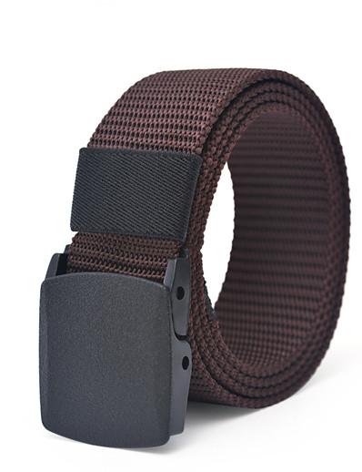 cheap Belt-Unisex Party / Work / Basic Skinny Belt - Polka Dot / Color Block / Solid Colored