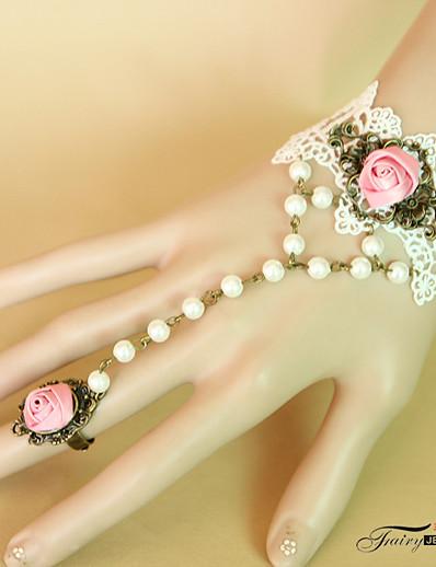 cheap Jewelry-Women's Ethnic Nonwoven Party / Bracelet