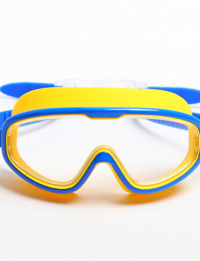 cheap SPORTSWEAR-Swimming Goggles Adjustable Size No Leak For Kid's Silicone PC N / A Transparent