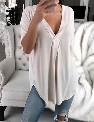 cheap SALE-2020 Women's Daily Loose Top