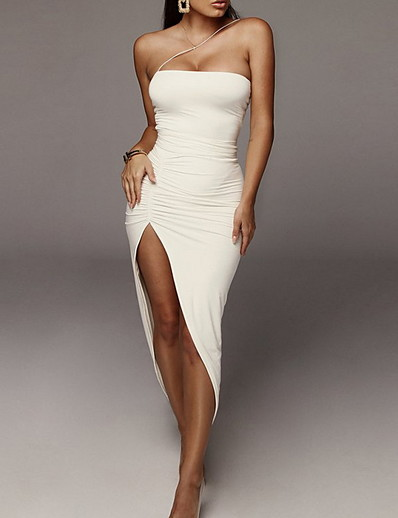 cheap Bodycon Dresses-Women's Sexy tight dress