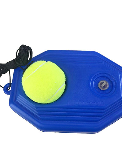 cheap SPORTSWEAR-Tennis Balls Training Equipment 1 set Rebound Self-study Calories Burned PE For Sports Outdoor Practice Tennis Leisure Sports
