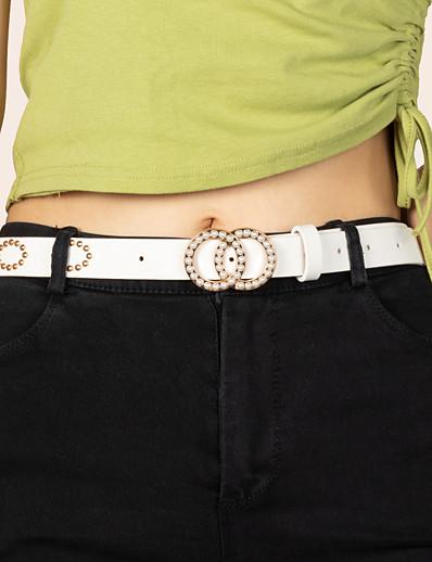 cheap Belt-Women's Active Waist Belt - Solid Colored