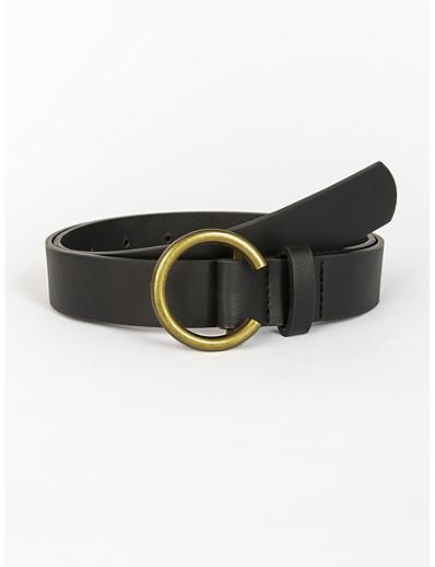 cheap Belt-Women's Work / Active Waist Belt - Solid Colored
