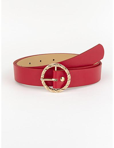 cheap Belt-Women's Party / Active Waist Belt - Solid Colored