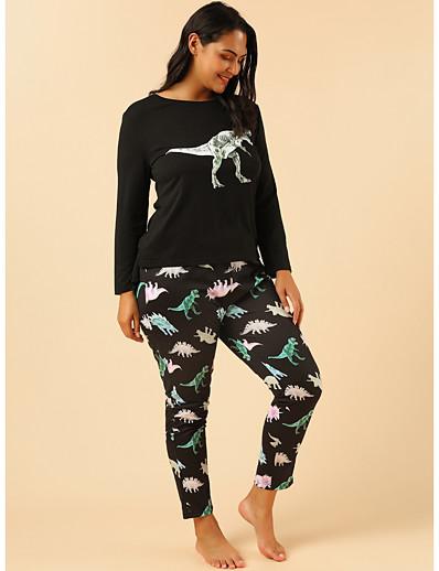 abordables Vêtements d'intérieur grande taille-Femme Polyester Costumes XL Gris