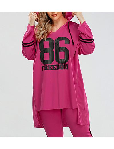 abordables Pyjamas-Femme Polyester Costumes L Violet