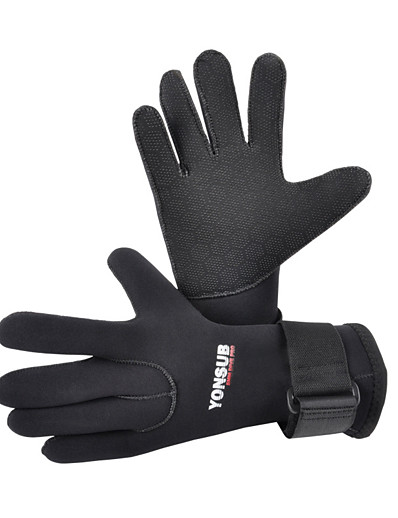 cheap NEW IN-YON SUB Diving Gloves 5mm Neoprene Neoprene Wetsuit Gloves Warm Protective Durable Diving