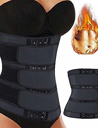abordables Course à pied, jogging et marche-taille formateur pour femmes - taille serre-taille tondeuse, taille minceur ceinture entraîneur ceinture perte de poids