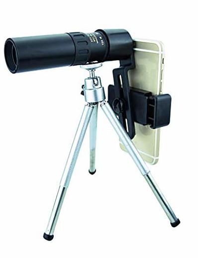 abordables TENUE DE SPORT-Télescope monoculaire de vision nocturne 4K 10-300x40mm HD, zoom super téléobjectif portable, observateur de ciel étanche pour les loisirs de plein air de camping pour les
