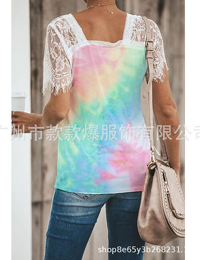 cheap Crop Tops-Women's Blouse Solid Colored Drawstring Daily Long Sleeve Regular Fit Tops V Neck Pink