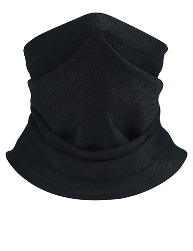 cheap Sports & Outdoors-LITB Basic Men's Half Face Scarf Sports Running Mask Outdoor Breathable