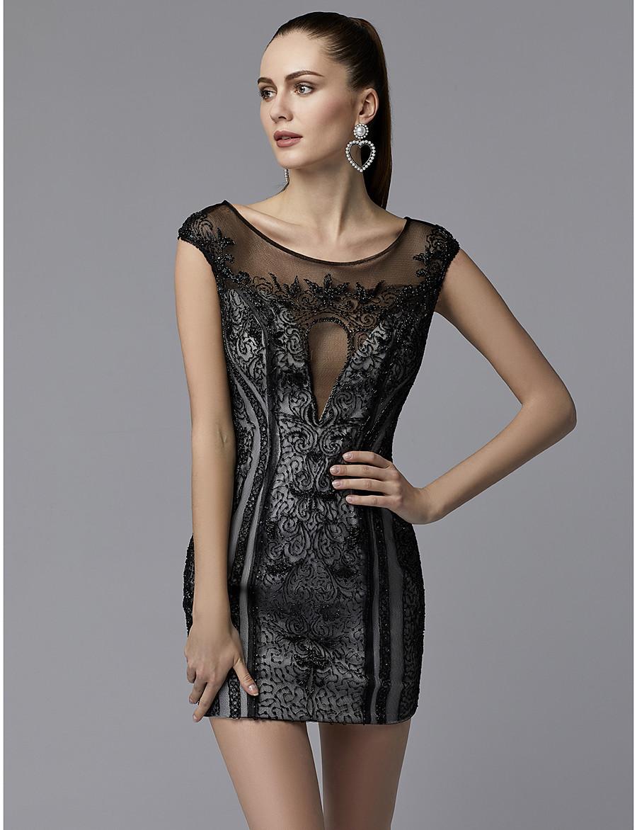e7272186096 Short Mini Formal Dresses - Data Dynamic AG